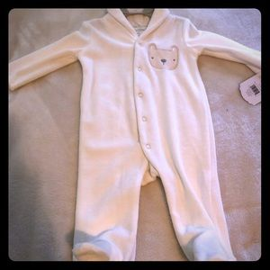 NWT Super Soft Gender neutral baby pajamas